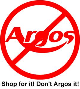 Boycott Argos