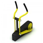 A Cross Trainer similar to the one I use in Valentines Park, Ilford