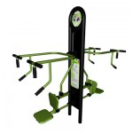 A Lat Pull Down machine similar to the one I use in Valentines Park, Ilford