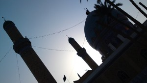 The shrine of Zaid grandson of Hussain