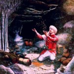 Ali Baba in the Cave of the 40 Thieves
